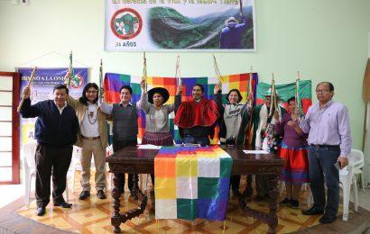 CAOI ofrece papel como observadora y acompañante de la Implementación de los Acuerdos de Paz