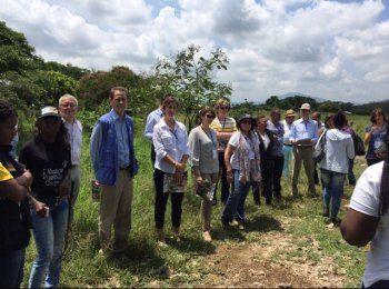 Embajadores, representantes del Gobierno y de ONU Derechos Humanos viajan hoy al Norte del Cauca